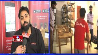 Mukesh Manda Face to Face | Co-Founder of Tinmen Food Startup Company | HMTV