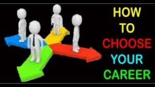 HOW TO CHOOSE YOUR CAREER (DMIT)