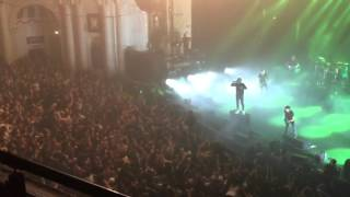 Parkway Drive, Romance is Dead live at Brixton Academy 12/02/2016