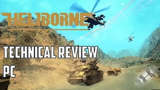 Heliborne: Technical Review PC
