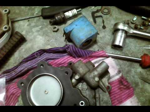 ГБО ремонт газового редуктора Lovato Метан