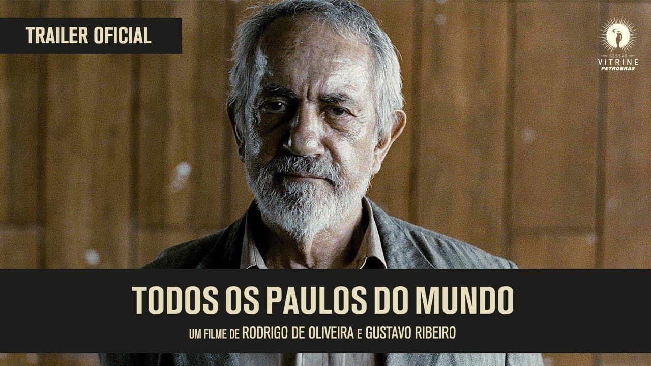 Todos os Paulos do Mundo, 80 min, 2018, Brasil.