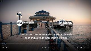 OLX & ASPAI - Juntos por una nueva etapa en la historia del mercado inmobiliario de Perú