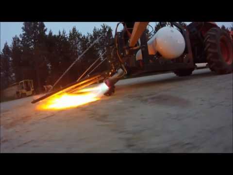 Ram Flame Propane Irrigation Ditch Burner Doovi