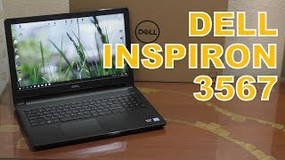 оНЛАЙН ТРЕЙД.РУ Ноутбук Dell Inspiron 3567 (3567-1144)