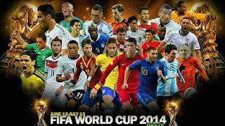 Download lagu FIFA World Cup 2014 - All Goals [HD]