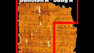 DOCUMENTAL: ANCIENT GREEK MUSIC II AD - MUSICA GRIEGA ANTIGUA SIGLO II