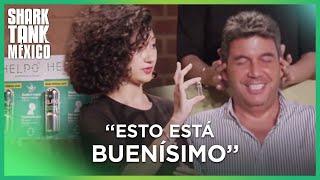'El producto no es bueno, pero tú eres muy buena' | Shark Tank Mexico