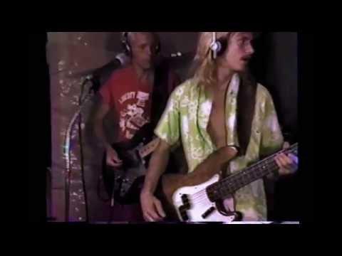 NILE rehearsing RAW STOCK - Malibu, Ca. 1980