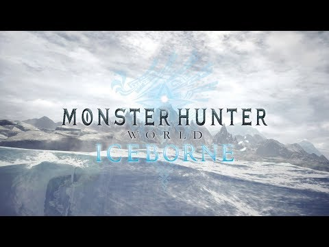 Monster Hunter World: Iceborne reveal thumbnail