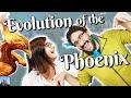 Hatch and Raise Your Own Majestic Phoenixes! | Evolution of the Phoenix | Elvenar