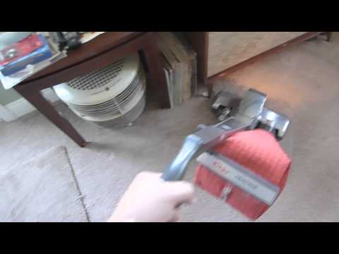 Trash Find Kirby Heritage Vacuum With Attachments