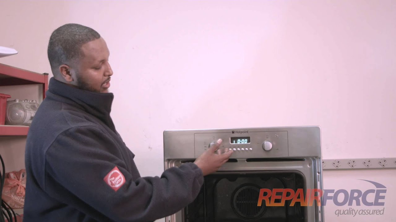 How To Change The Clock On An Oven Youtube Defy Stove Wiring Diagram Premium