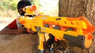 nerf cobra films the nerf sniper assassin