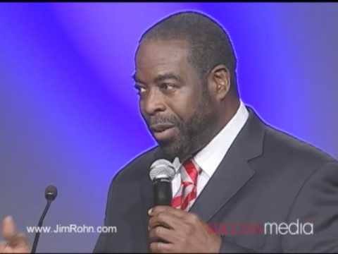 Les Brown Tribute to Jim Rohn