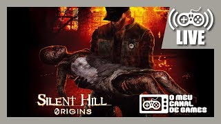 [Live] Silent Hill Origins (PC/EMU) - TERROR AO VIVO EM PORTUGUÊS PT-BR #2