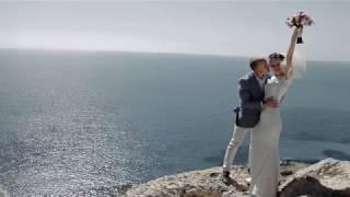 Свадебный фотограф на Кипре 2018 свадьба для двоих видео айанапа