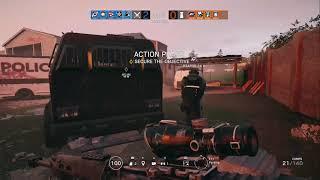 Rainbow 6 Siege Fun Clip 18