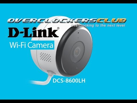 The D-Link DCS-8600LH WiFi Security Camera: In-Depth Review