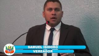 Samuel Isidoro pronunciamento 03 02 2017