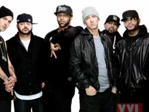 Eminem Feat Slaughterhouse - The Solo Sessions