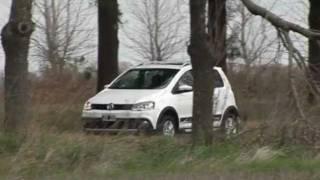 VW Crossfox Highline - Test - Matías Antico