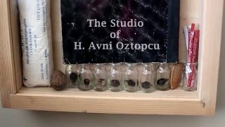 Studio of Avni Oztopcu / Filmed by Pınar Biber