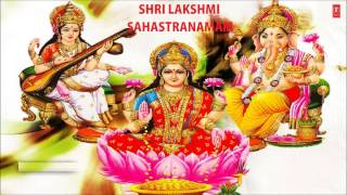 Shri Lakshmi Sahastranaam Stotram I Full Audio Songs Juke Box