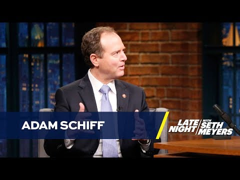 Congressman Adam Schiff Breaks Down Trump's Grand Jury Problem