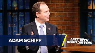 Congressman Adam Schiff Breaks Down Trump's Grand Jury Problem