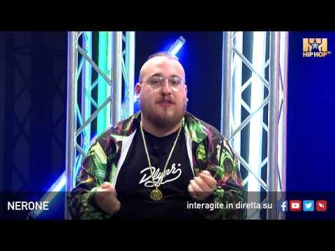 NERONE E BIGGIE PAUL LIVE SU HIP HOP TV 🎤👊🏻📲