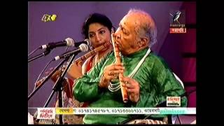 Bhatiali Dhun   Pandit Hariprasad Chaurasia,Bengal Classical Music Festival 2015