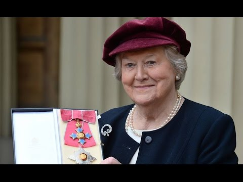Patricia Routledge reveals what Prince Charles said as he made her a Dame at Buckingham Palace