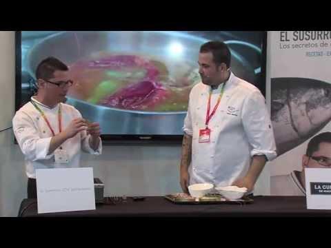 SHOW COOKING GASTRONOMÍA DE LA PROVINCIA DE CÁDIZ