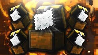 INSANE 50 GOD CHEST OPENING VIDEO! Minecraft Factions - Episode 37 (Spirit Season)