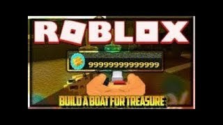 Roblox : Build A Boat For Treasure Hack/Script :UNLIMITED GOLD :