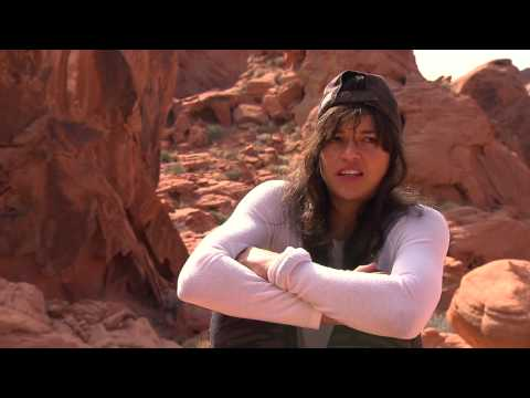 Running Wild with Bear Grylls: Michelle Rodriguez Behind the Scenes Interview