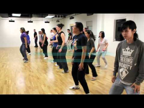 Pulse Studios Hip Hop Class Promo mov - YouTube