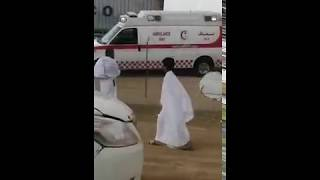 Saudi Arabia traffic accident Pakistani killed