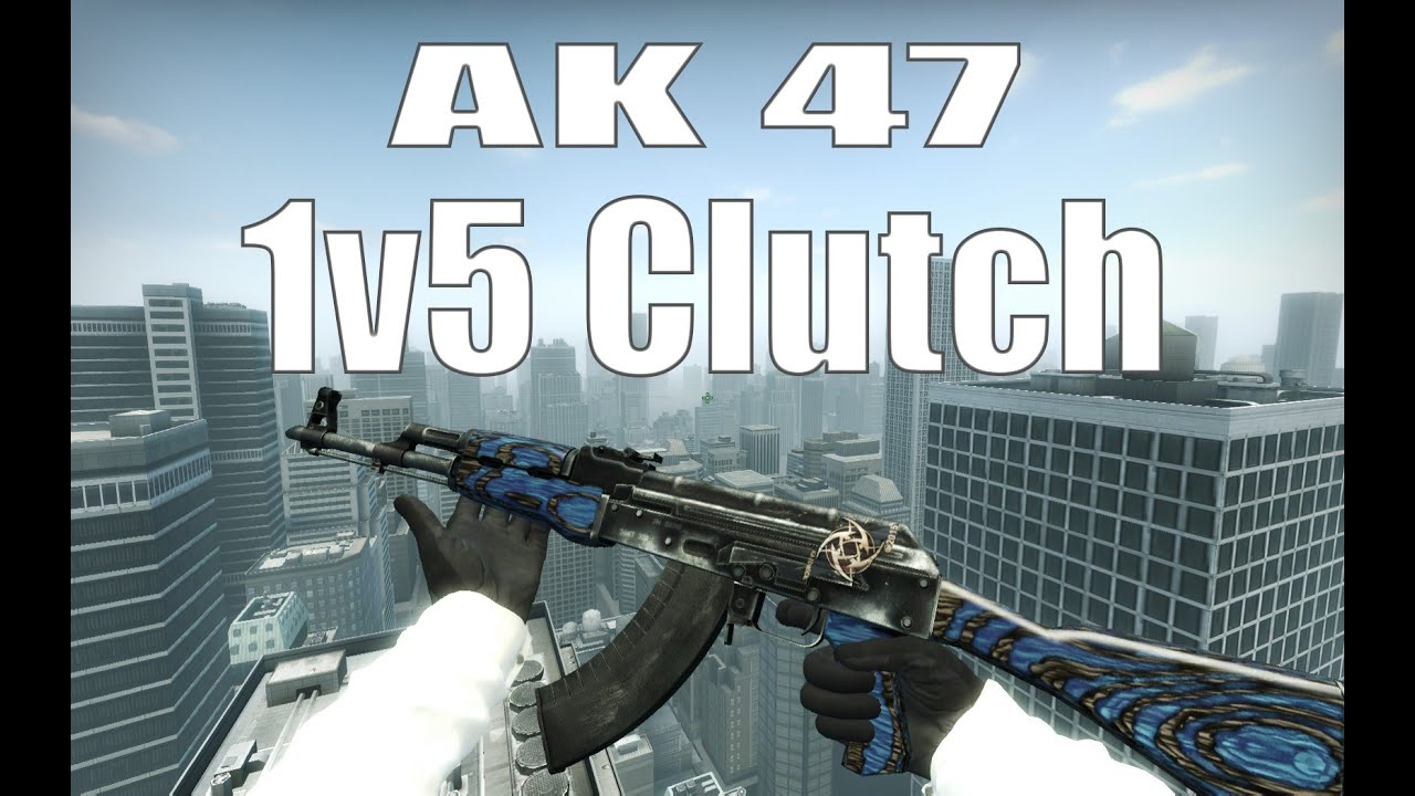 how to get ak 47 in cs go console