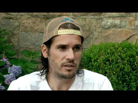 """Tommy Haas in """"Holding Court with Justin"""" from World of Tennis, Season 2"""