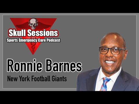 Skull Sessions Podcast Ep. 13 - Ronnie Barnes
