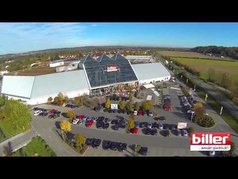 Luftaufnahmen Der Häuser Von Möbel Biller In Moosburg Nord Plauen