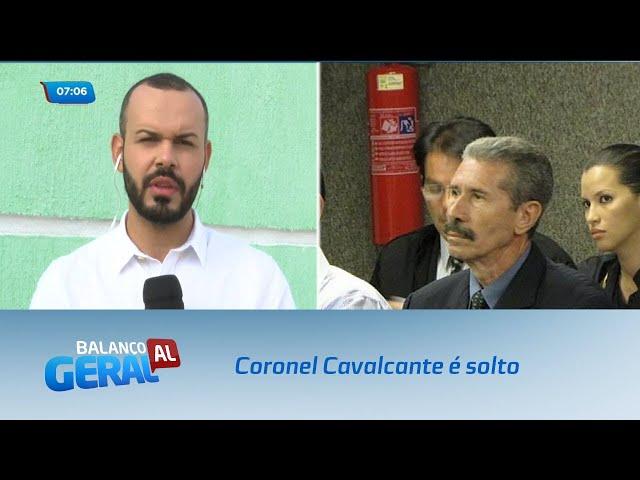 Coronel Cavalcante é solto 19 dias após condenação