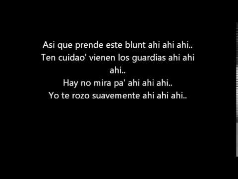 """MusicaDeTodo: Ahi ahi ahi """"De la Ghetto"""" Letra."""