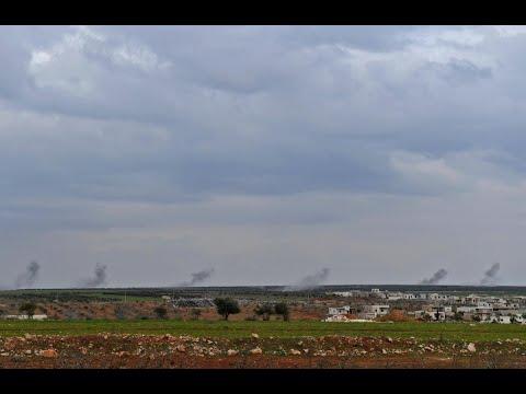 قتل 45 شخصًا جراء تجدد القصف على الغوطة الشرقية  - نشر قبل 8 ساعة