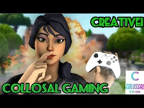 *CONSOLE* Why Im The Leader Of CSL 🎈Colossal Gaming🎈 Fortnite Battle Royale!