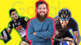 The Cyclist Who Hunts Drivers, NRL Sex tapes and Google Underpaying Women.