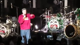 Will Ferrell and Chad Smith drum off + chili Peppers Higher Ground - Hellyeah