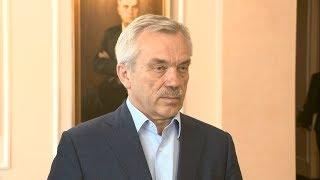Президент компании «Ростелеком» встретился с Евгением Савченко